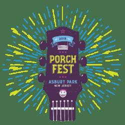 2019 Asbury Park Porchfest logo