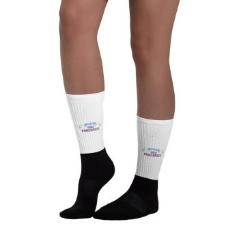 PorchFest Socks
